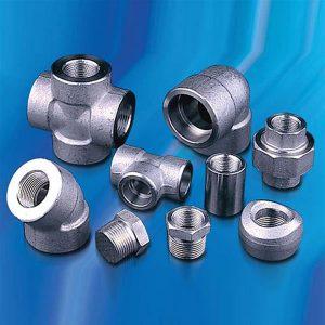 اتصالات فشار قوی فولادی